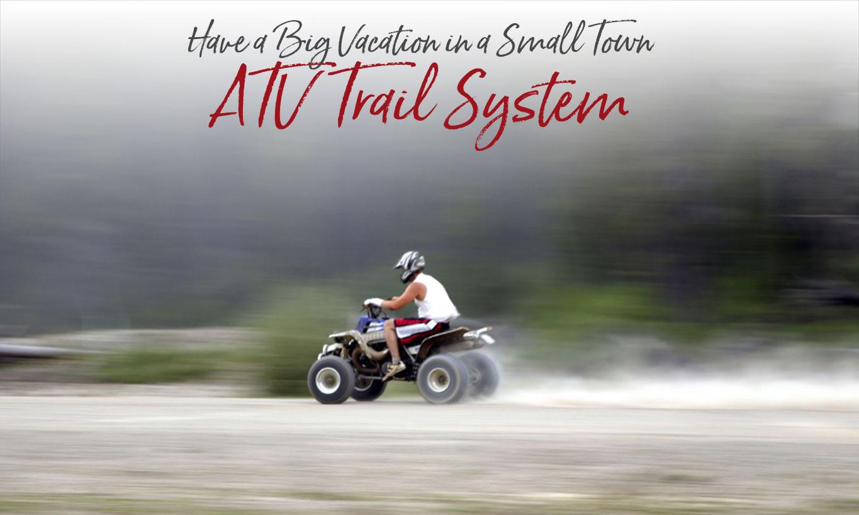 The Wayehutta Atv Trail System Of North Carolina