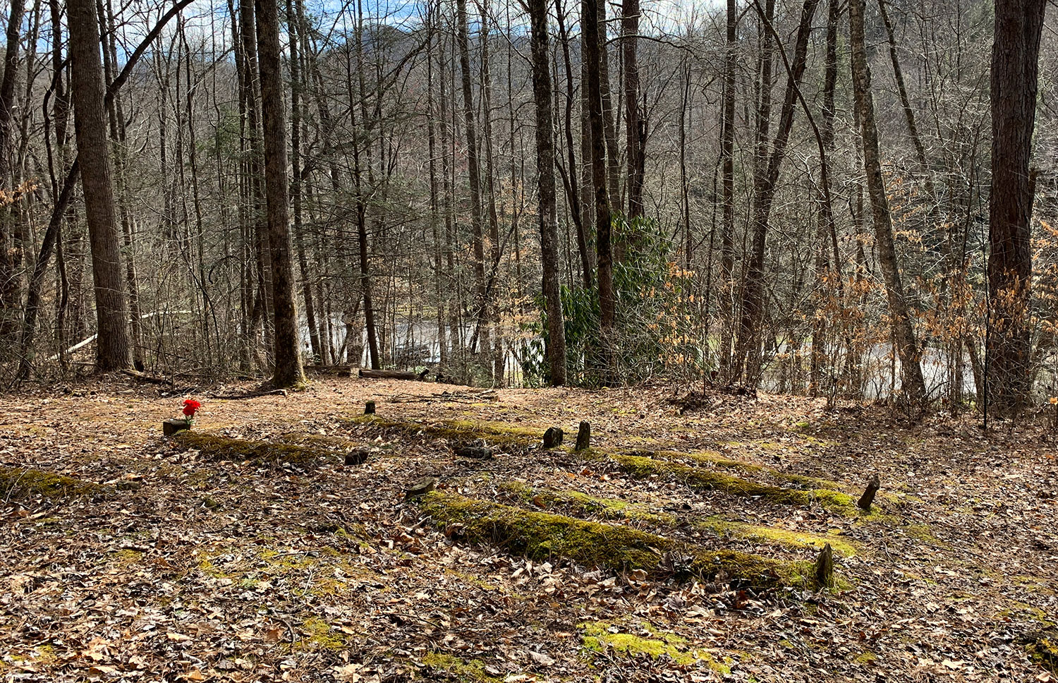 Few People Know This Slave Cemetery Exists Near a Treasured Landmark in the Smokies
