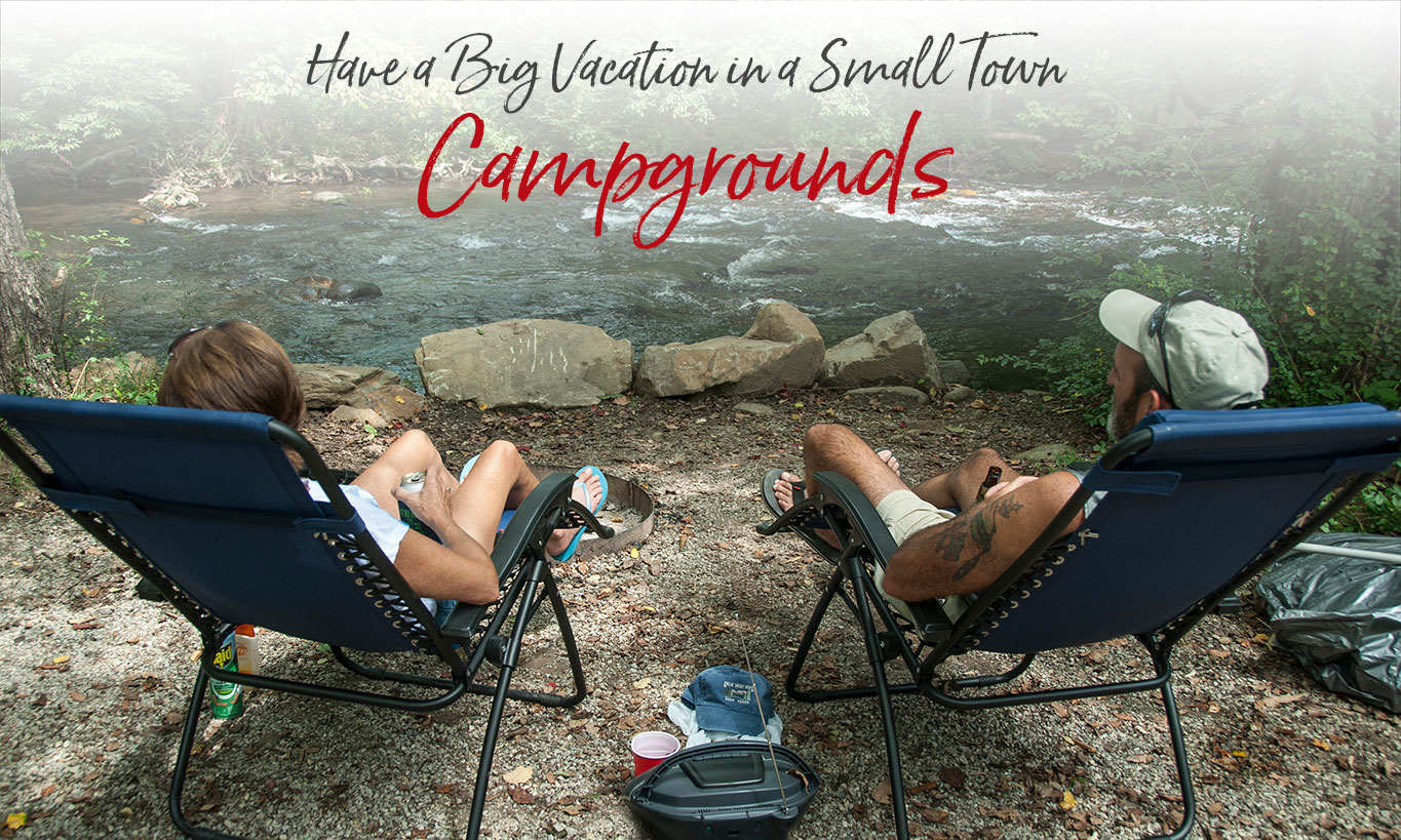Camping Christmas In July Ideas.Campgrounds Bryson City Nc Great Smoky Mountains