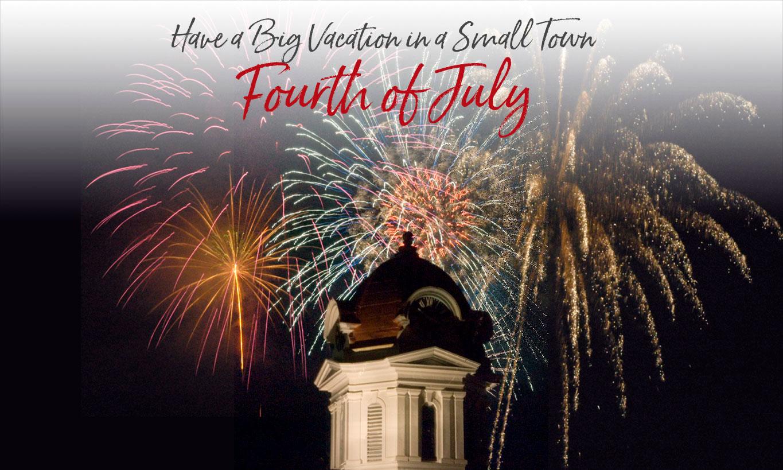 Bryson City's July 4th celebration