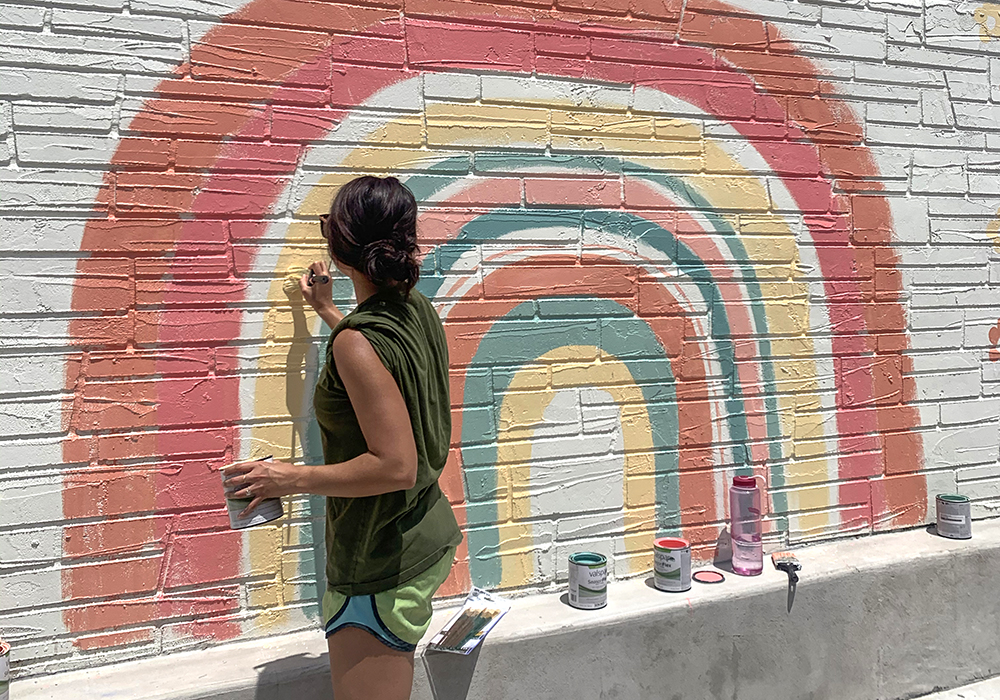 Bryson City Artists Add Color and Creativity to Downtown