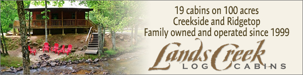 Lands Creek Cabins