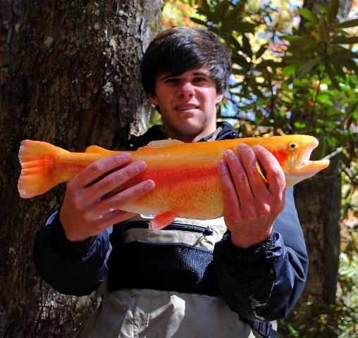Guide to Bass, Trout, Fly Fishing Bryson City & Cherokee