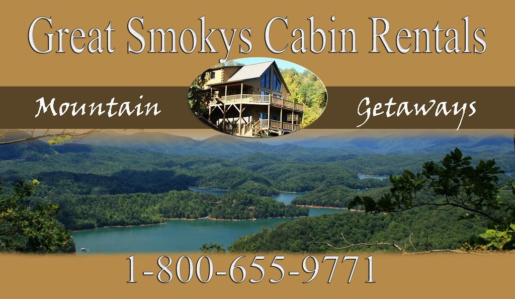 Smoky Mountain Vacation Rentals Bryson City Nc Mountains Cabin