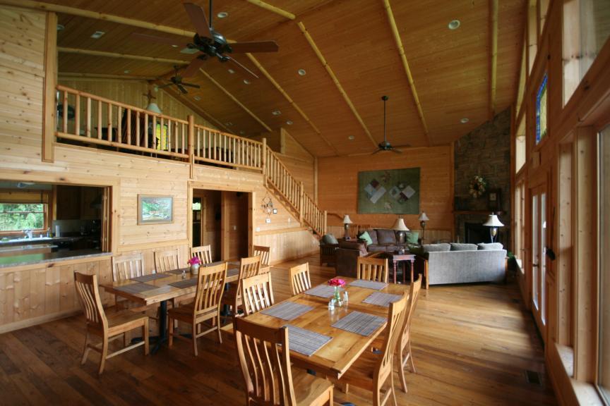 Cabin Rentals near Bryson City, NC Pet-friendly Cabins