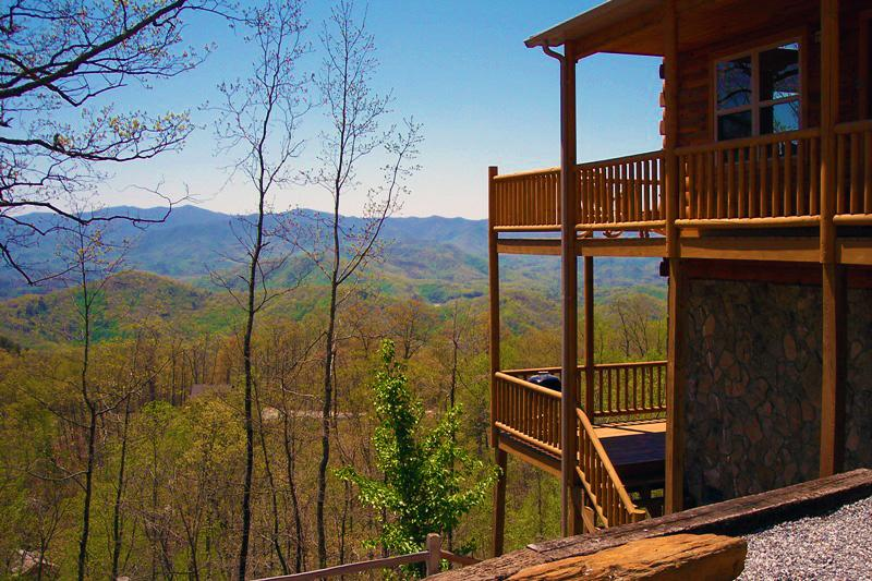 Smoky Mountain Cabin Rentals Near Bryson City In Western