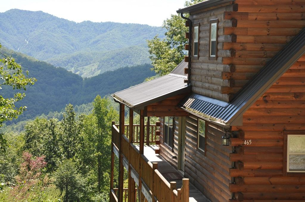 Cabin Rentals near Bryson City, NC Pet-friendly Cabins, Condos and Lofts