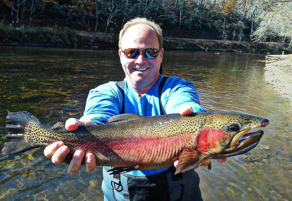 Guide To Bass Trout Fly Fishing Bryson City Amp Cherokee